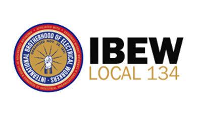 Local 134 logo