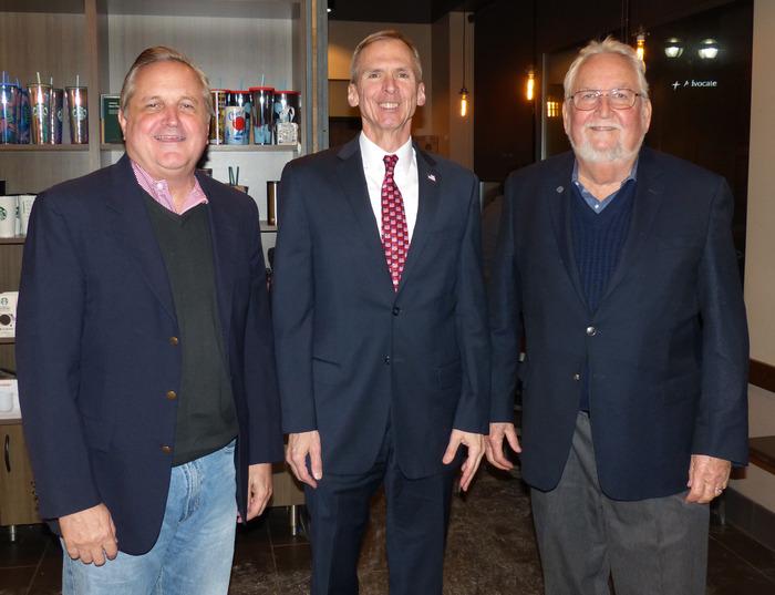 Congressman Lipinski Meeting Feb 2020