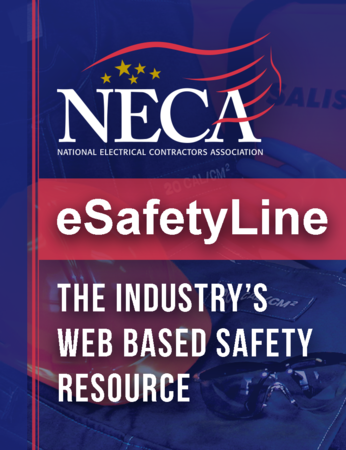 Complimentary eSafetyLine  Subscription Available for ECA Members!