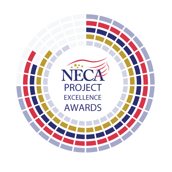 Kelso-Burnett Co. honored with NECA Project Excellence Award