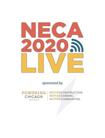 Get Ready for NECA 2020 LIVE!