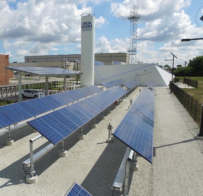Renewable Energy Training for Contractors