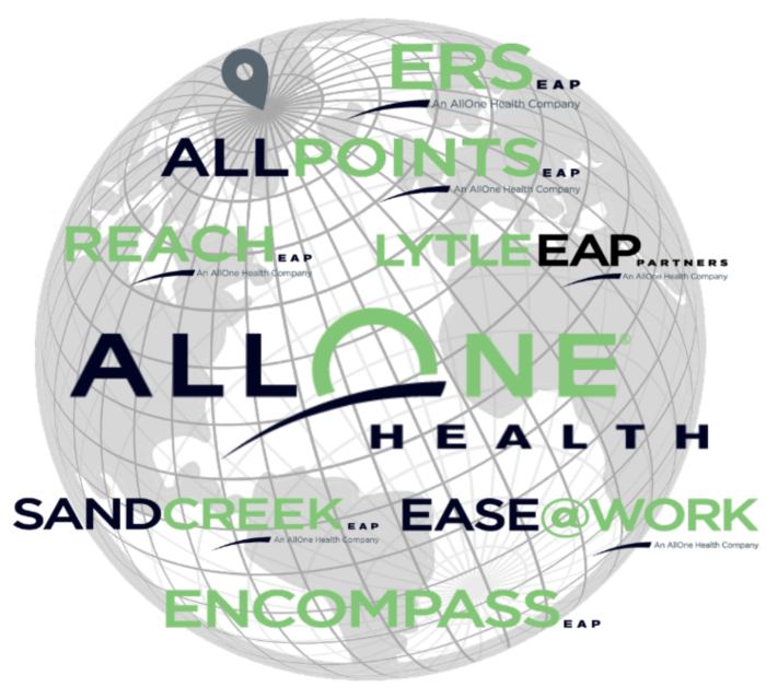 Employee Resource Services is now AllOne Health
