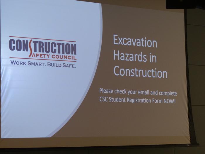 """Excavation Hazards in Construction"" - September 24, 2020"