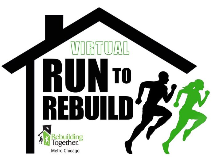 """Join ECA Chicago & Local 134 in the """"Run to Rebuild"""" for Rebuilding Together Metro Chicago"""