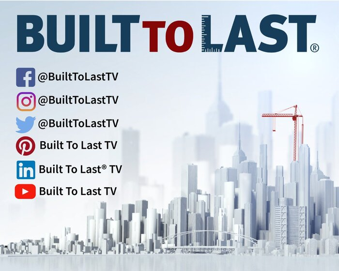 Powering Chicago featured in upcoming Built to Last: Season 7